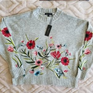 Oversized sweater romeo and juliet couture